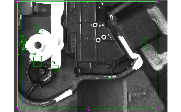 汽车车锁组装检测