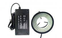 显微镜LED可调光源环形灯一体式内径63mm