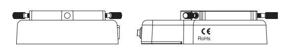 倒置荧光显微镜光源尺寸图